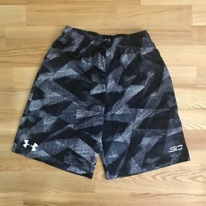 Boys Under Armour Sport Shorts
